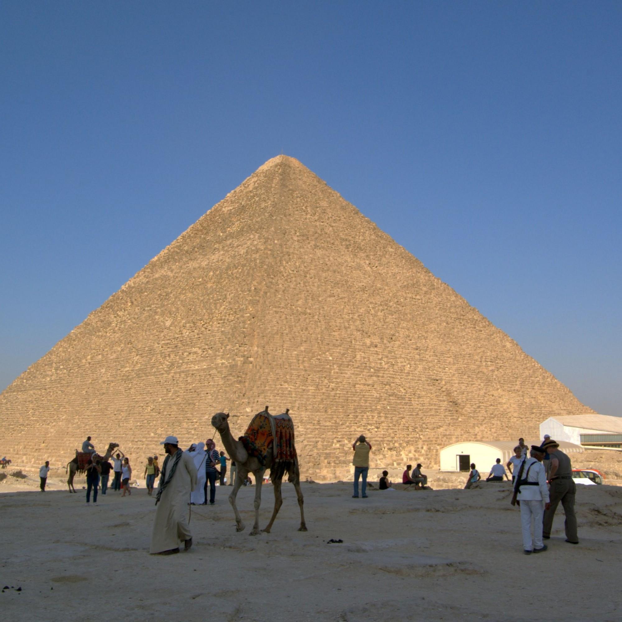Pyramide de Chéops