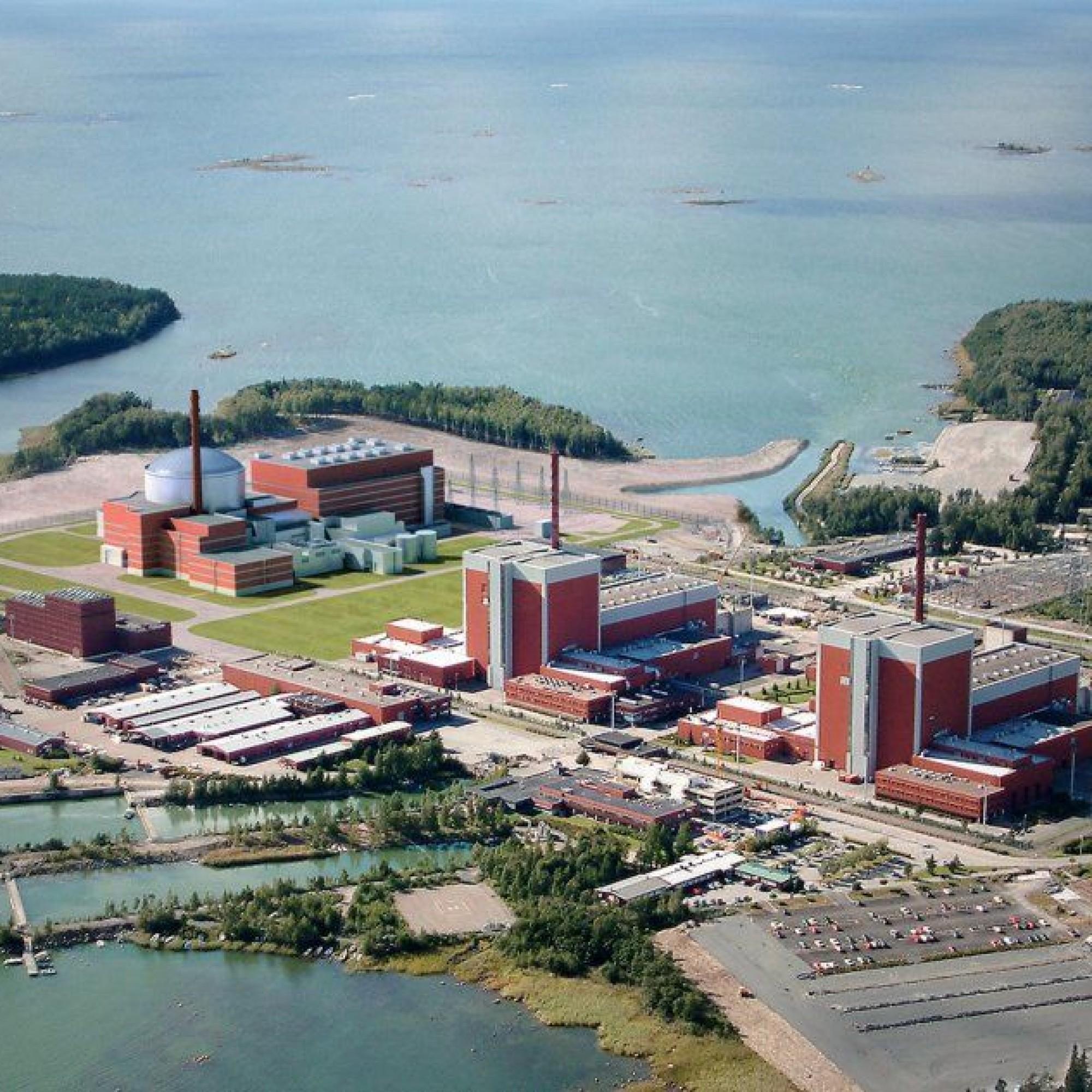 Centrale nucléaire d'Olkiluoto