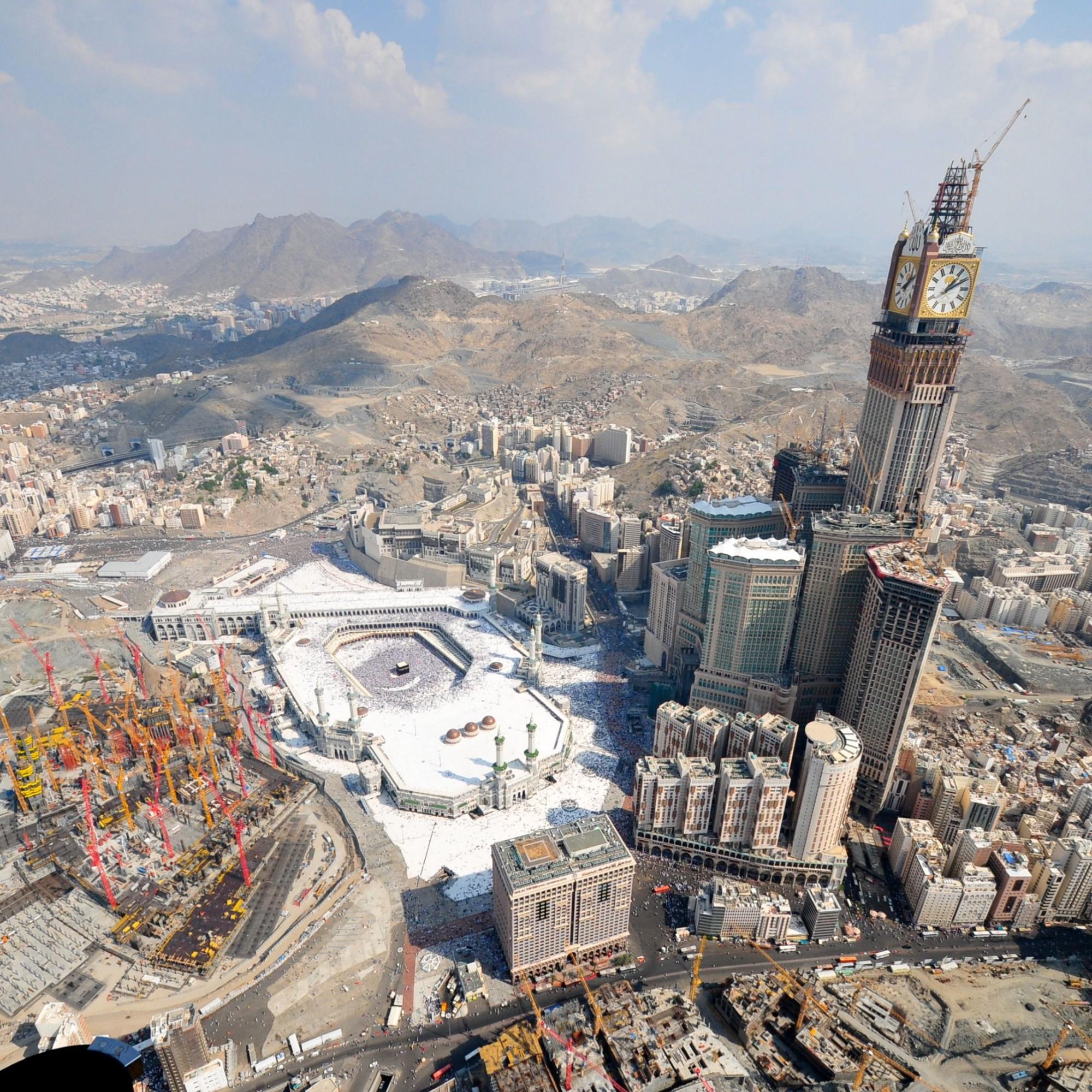 Abraj Al Bait- La Mecque