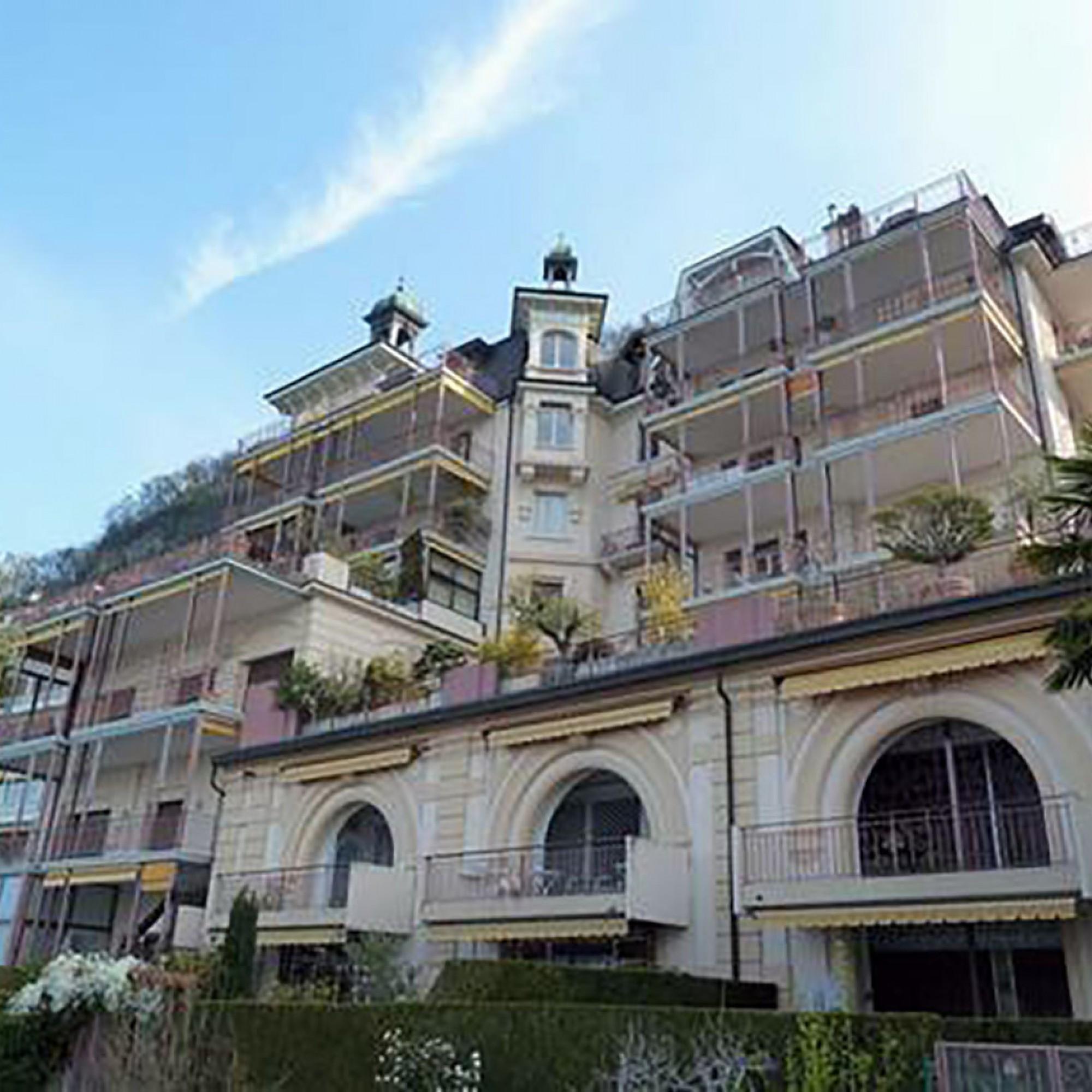 L'appartement de Freddie Mercury à la Résidence les Tourelles à Montreux vendu aux enchères