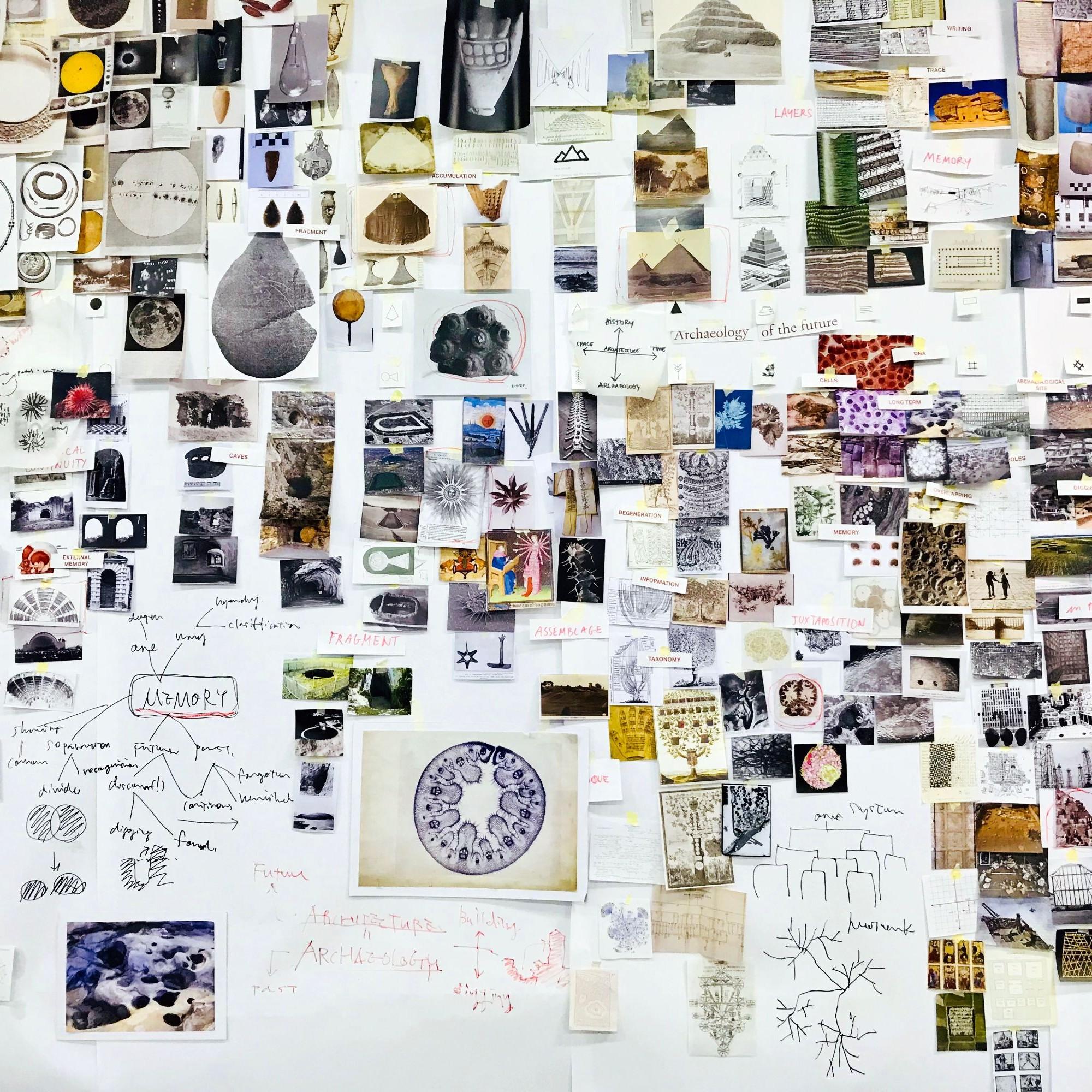 Le Musée d'architecture suisse expose Tsuyoshi Tane et son archéologie du futur