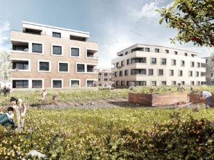 Futur écoquartier du Crépon, à Echallens (VD), contesté par la population