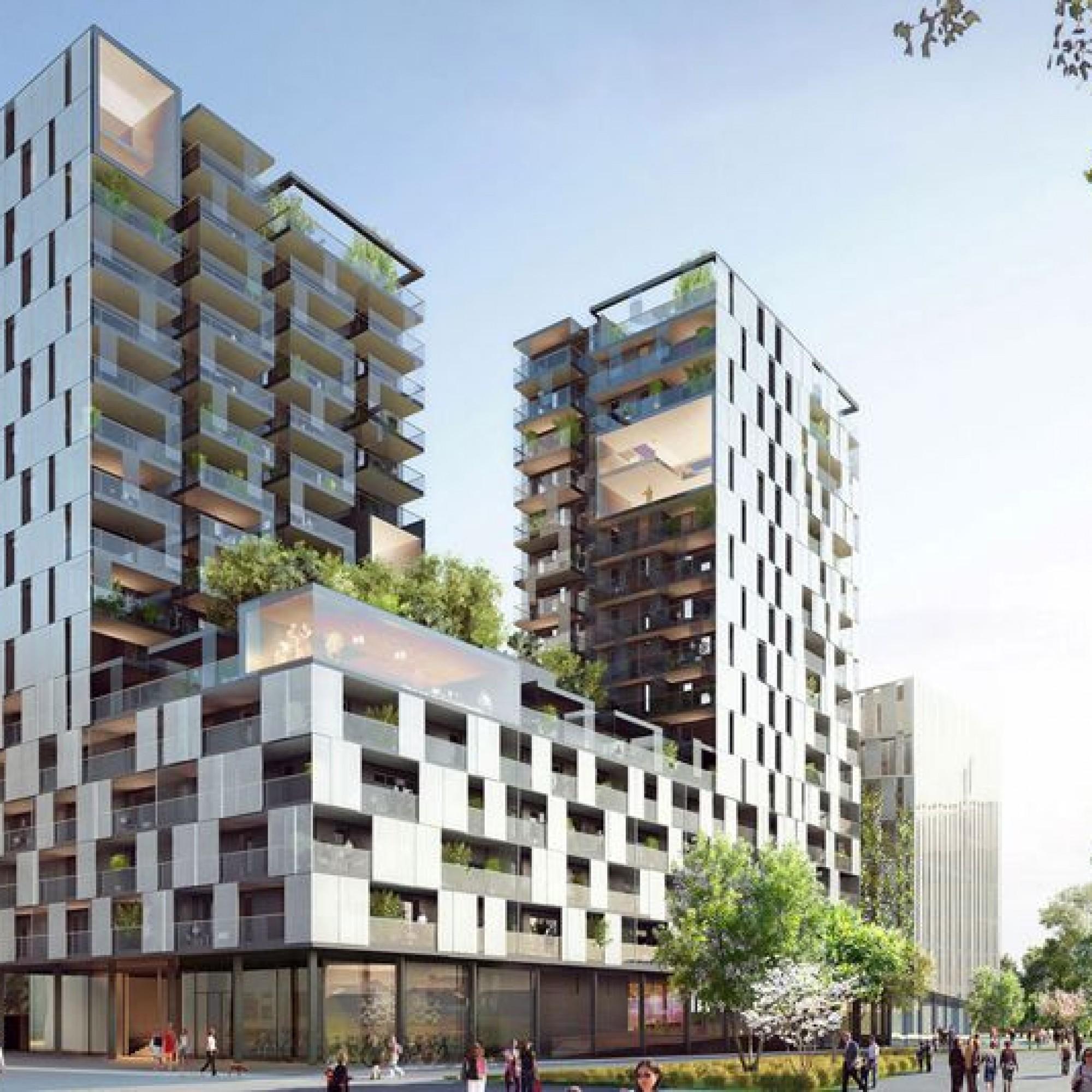 La Ville de Strasbourg met beaucoup d'importance à assurer la meilleure qualité de vie dans ses projets de développement urbain.