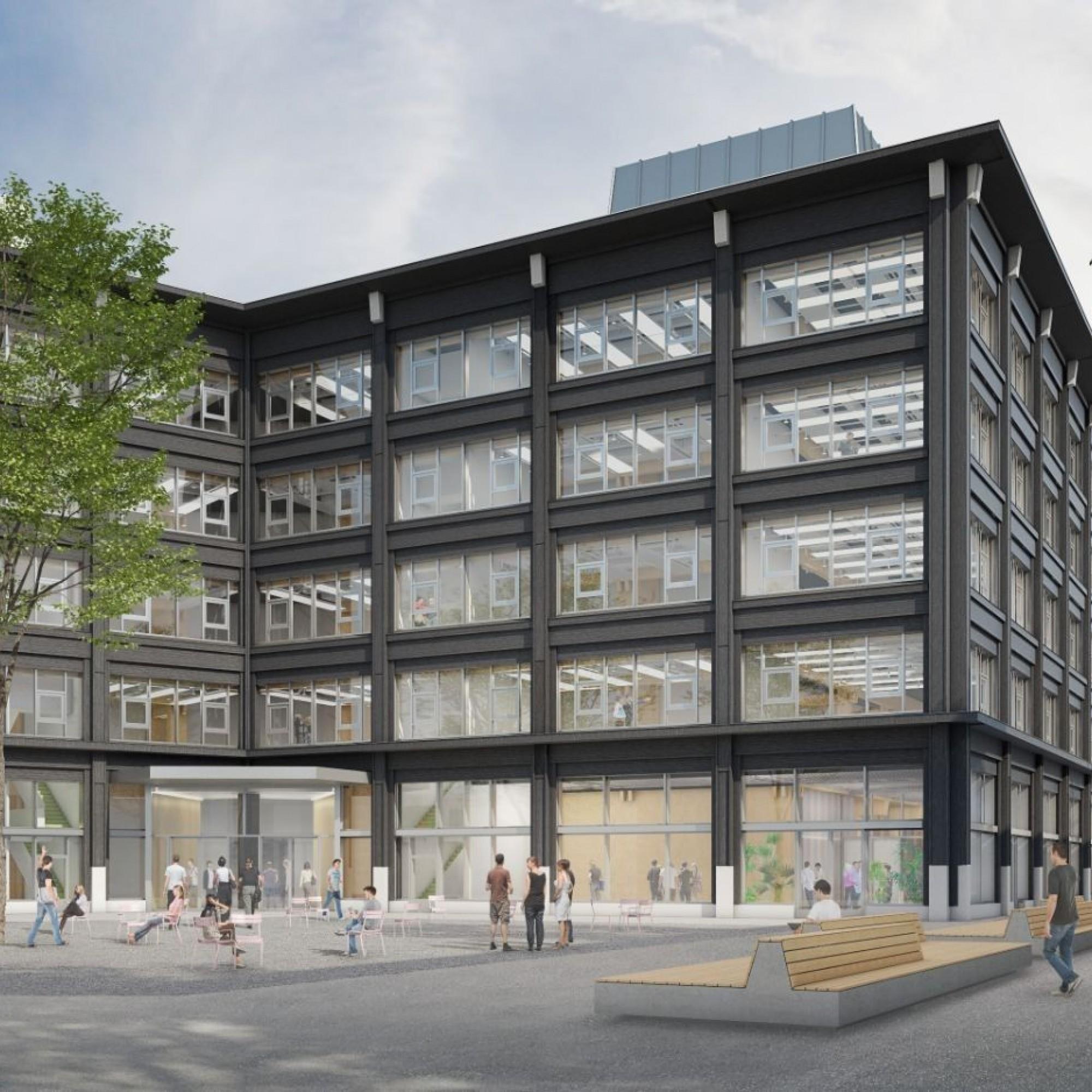 Le regroupement de diverses filières de formation à Bienne est perçu comme un atout économique pour la ville.