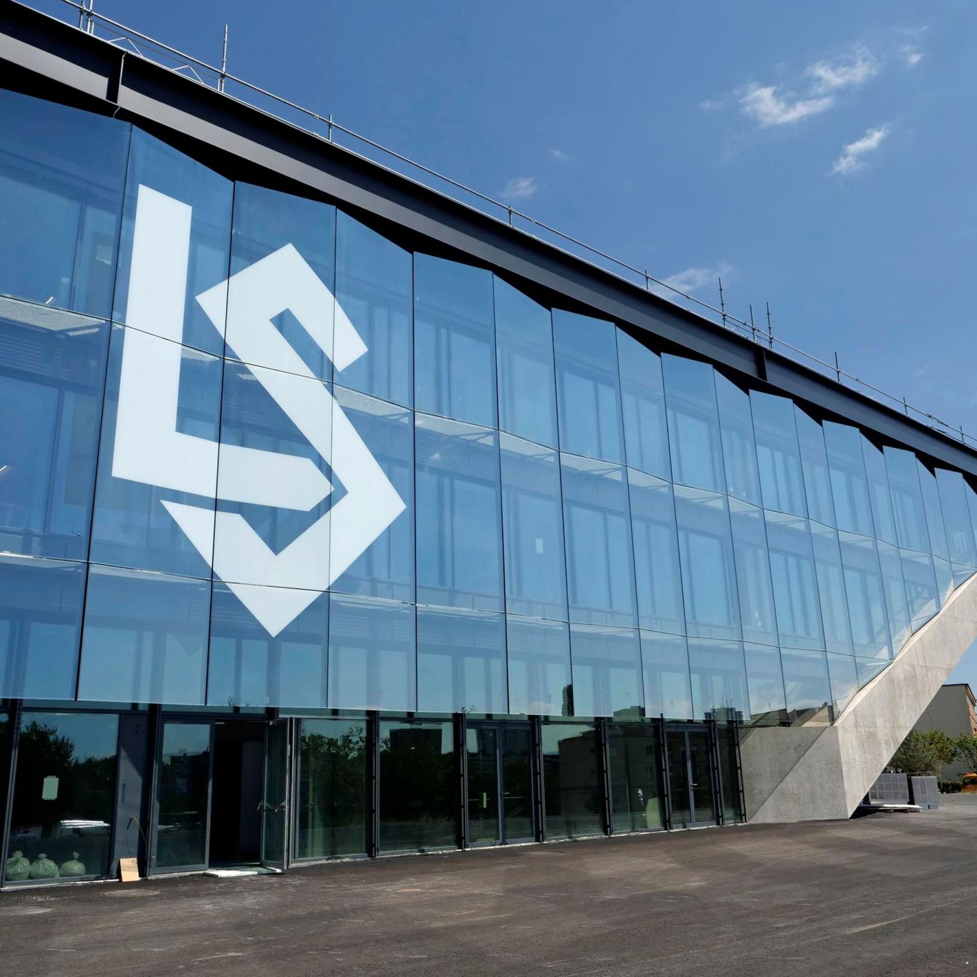 Inauguration stade de la Tuilière à Lausanne