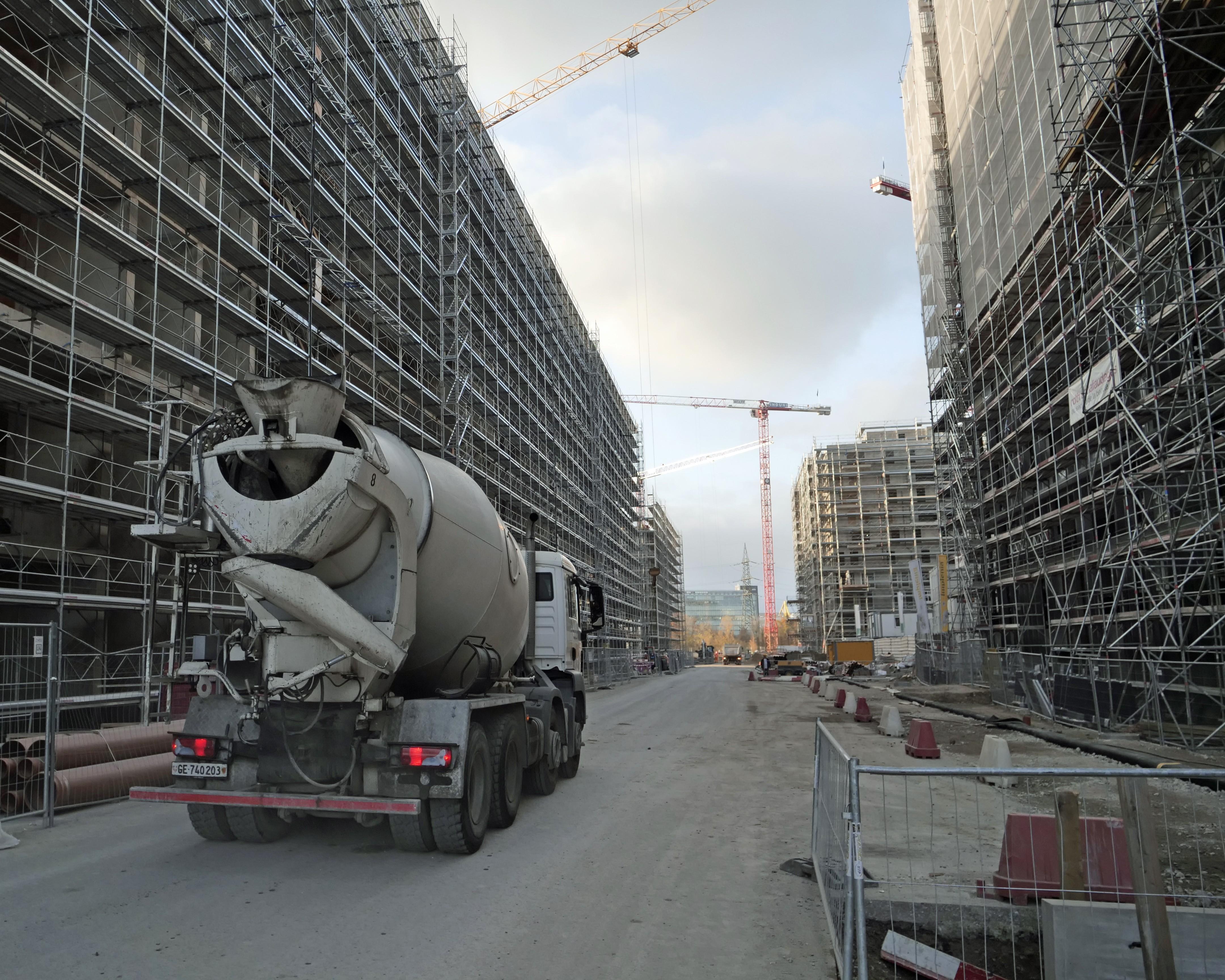 Troisième trimestre 2020, baromètre du bâtiment