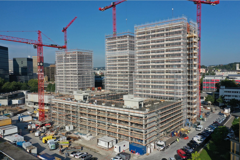 Deuxième trimestre 2019, baromètre du bâtiment