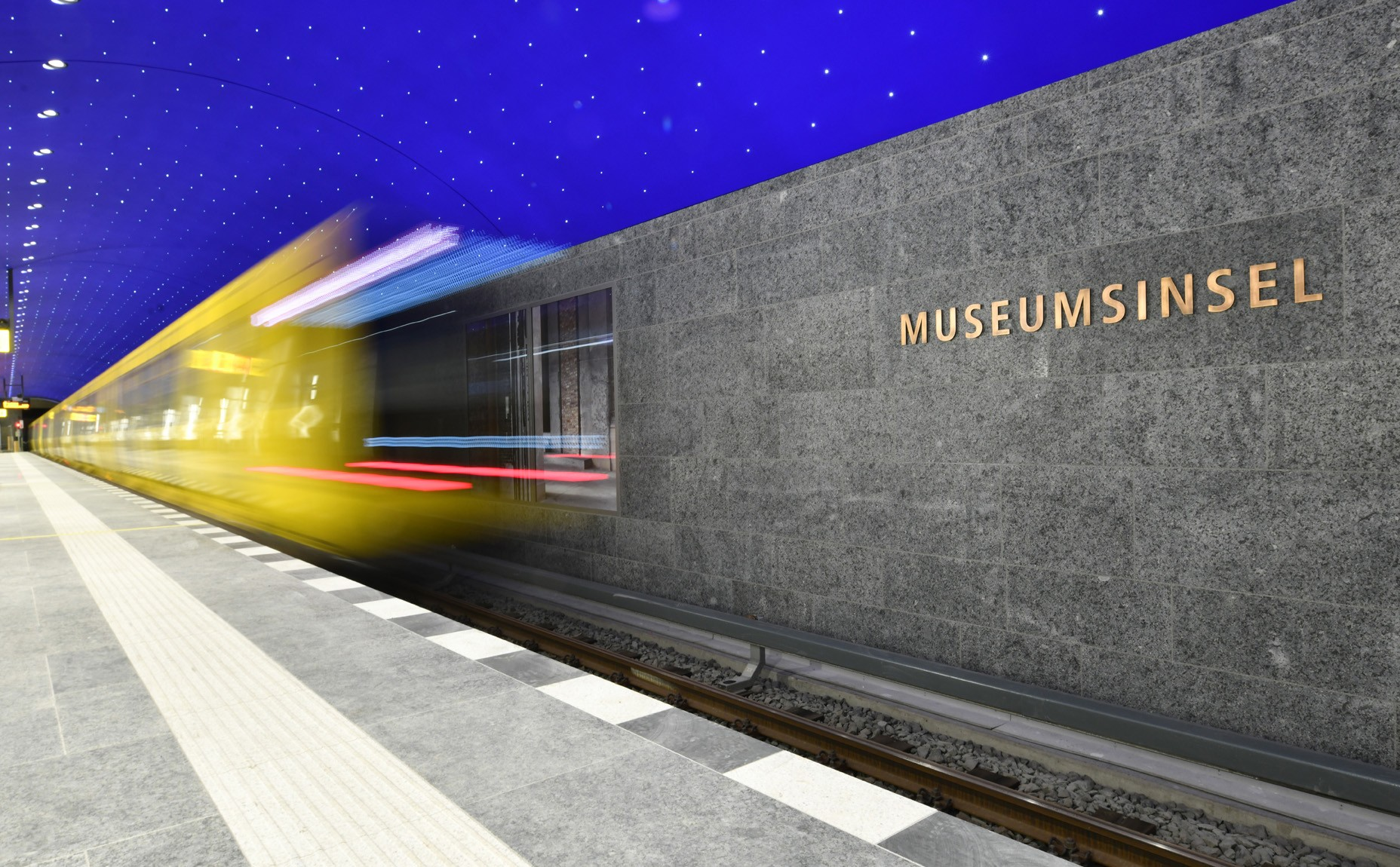 Station U_Museumsinsel_ Berlin