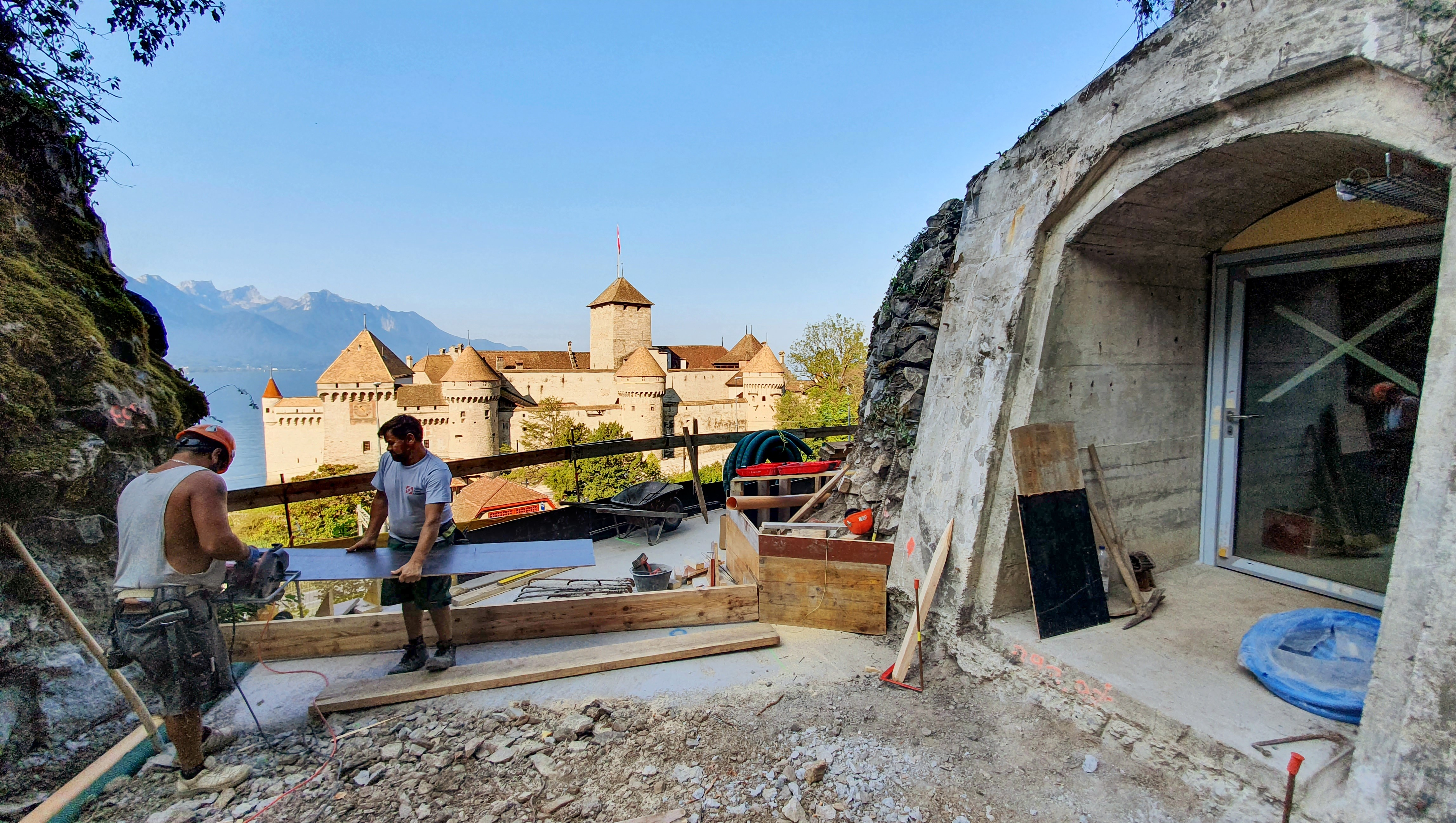 Fort Chillon 1