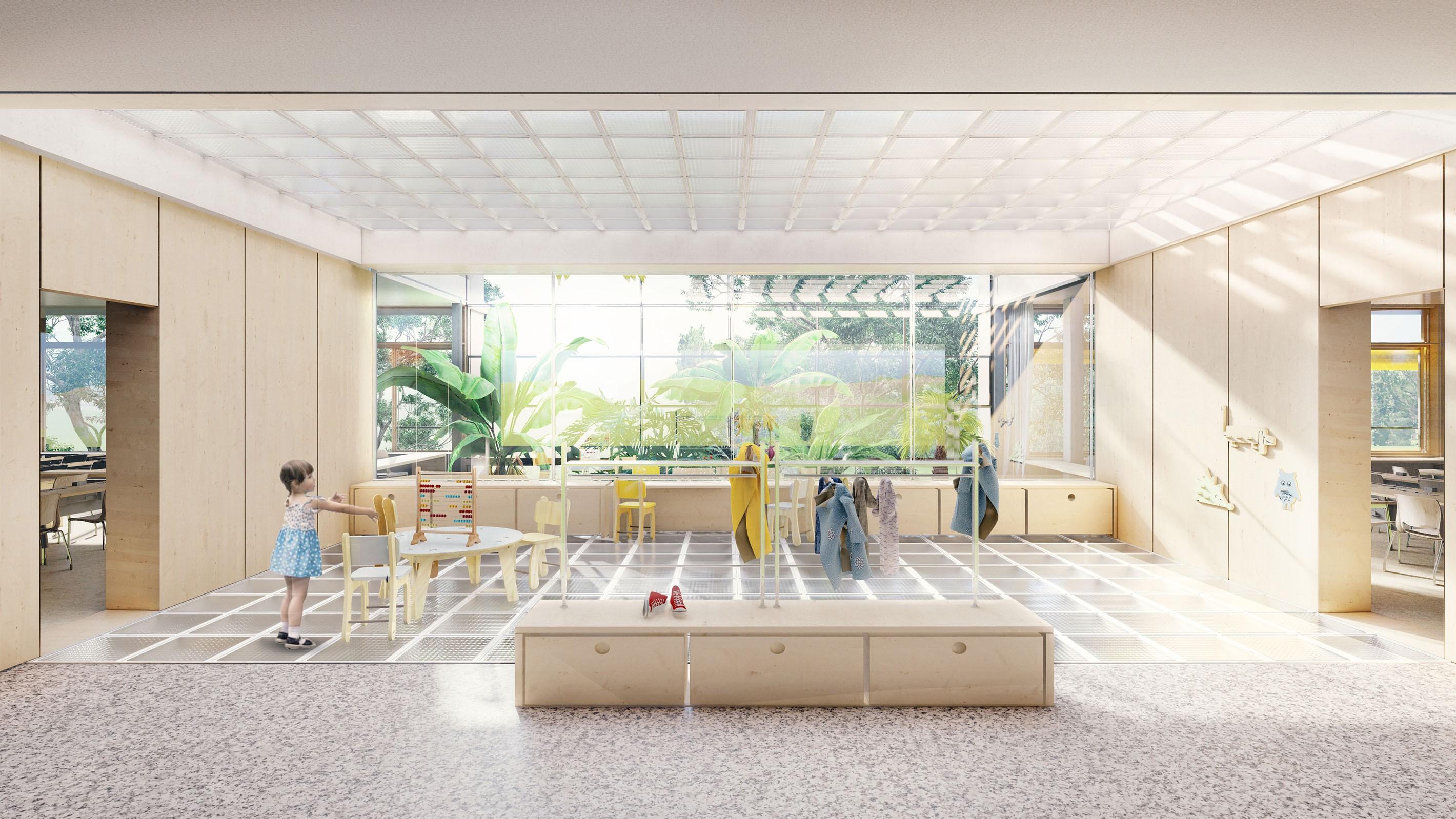 02_école Liotard_CréditWilliam Cyr-Lamy pour Christian Dupraz Architecture Office.
