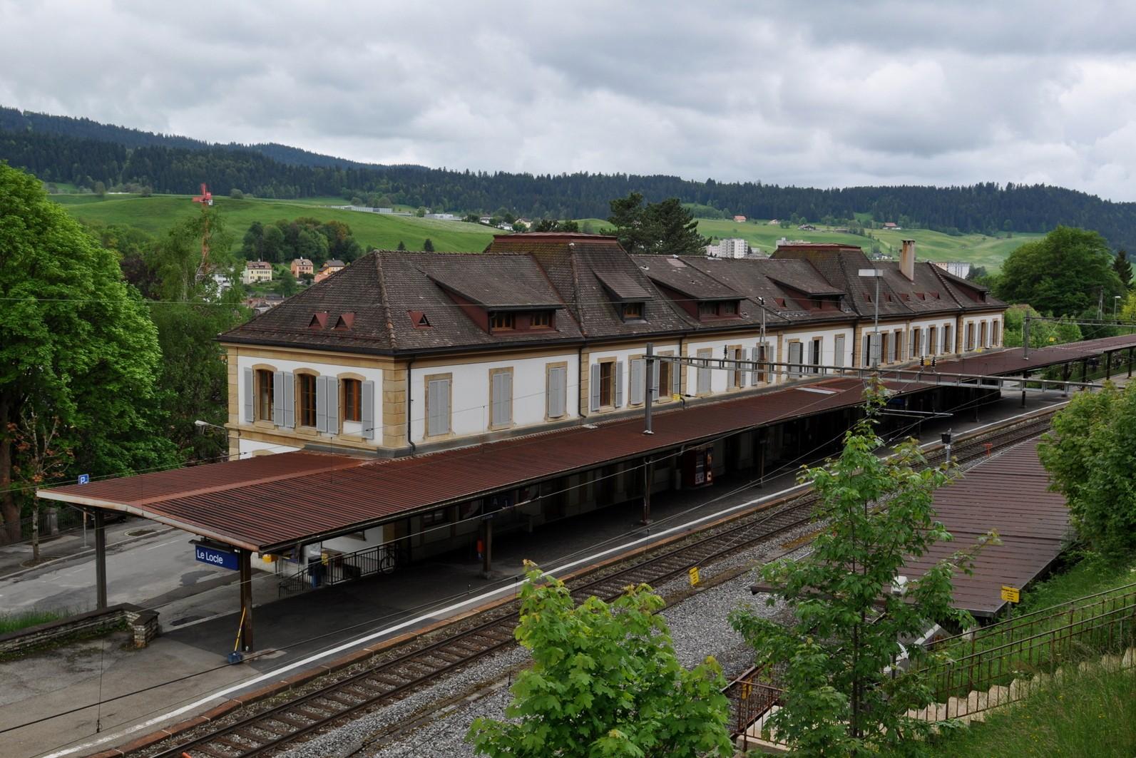 Train Besançon Chx Fds 3