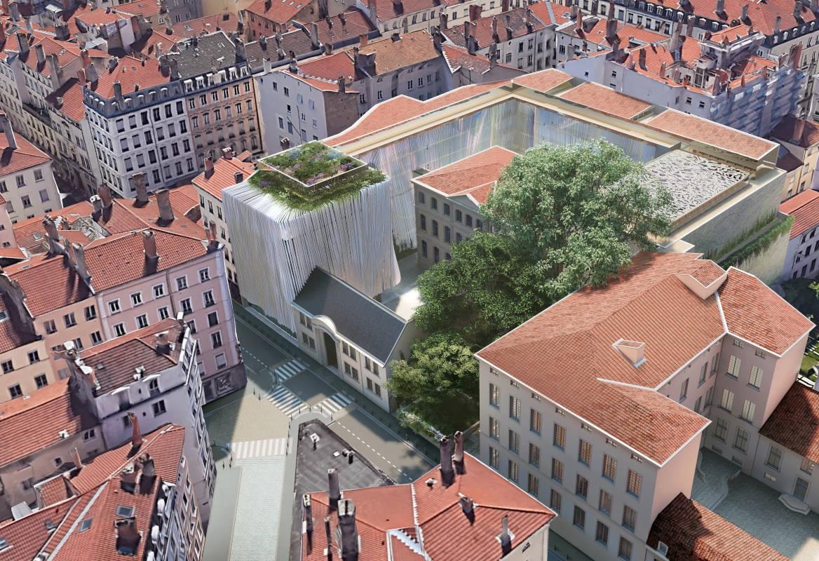 Musée Tissus Lyon 4