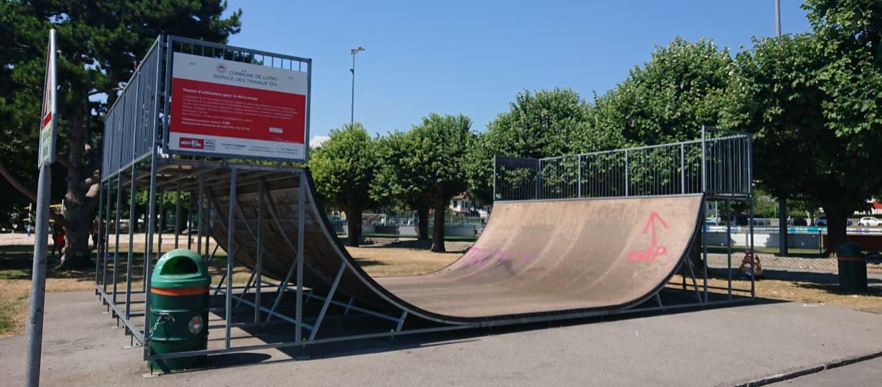 Skate-Park Lutry 1
