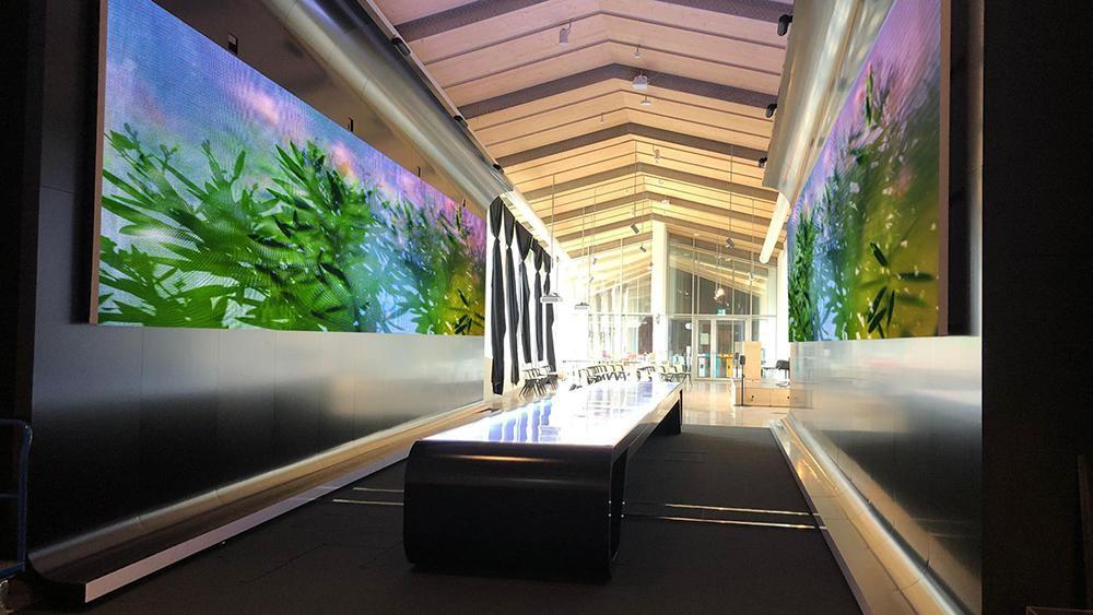 Expo solaire EPFL 2