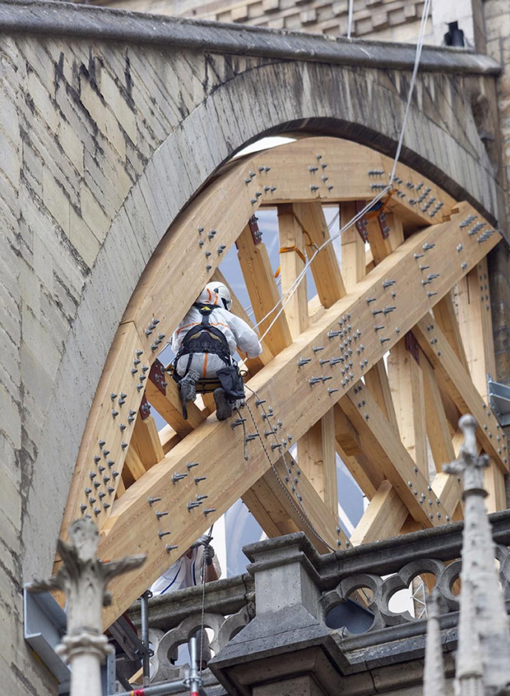 Notre-Dame restauration 1