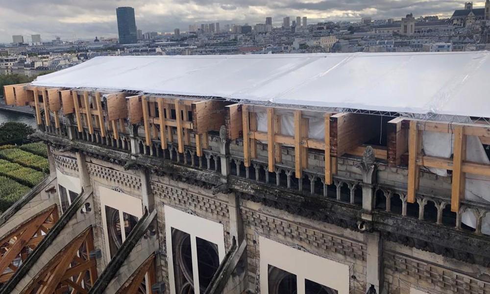 Notre Dame restauration 2