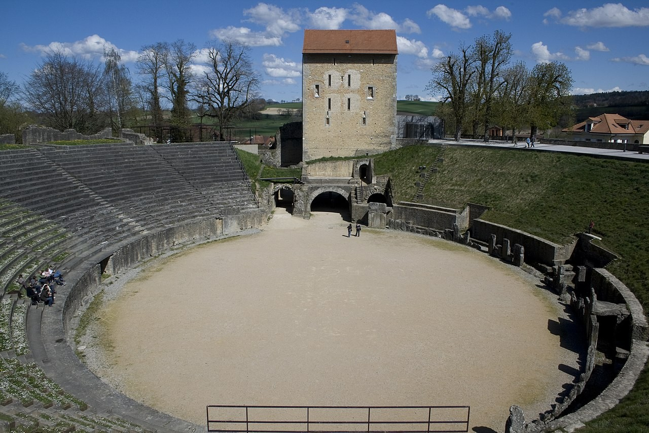 Avenches_arenes