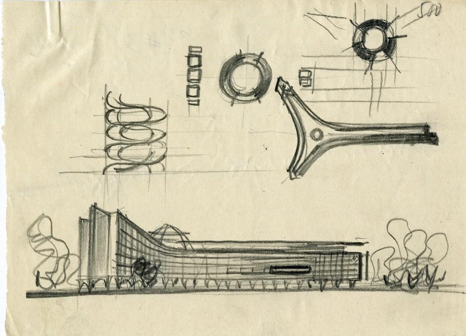 WEB3. Jean Tschumi, Siège de Nestlé, Vevey (1956-1960)