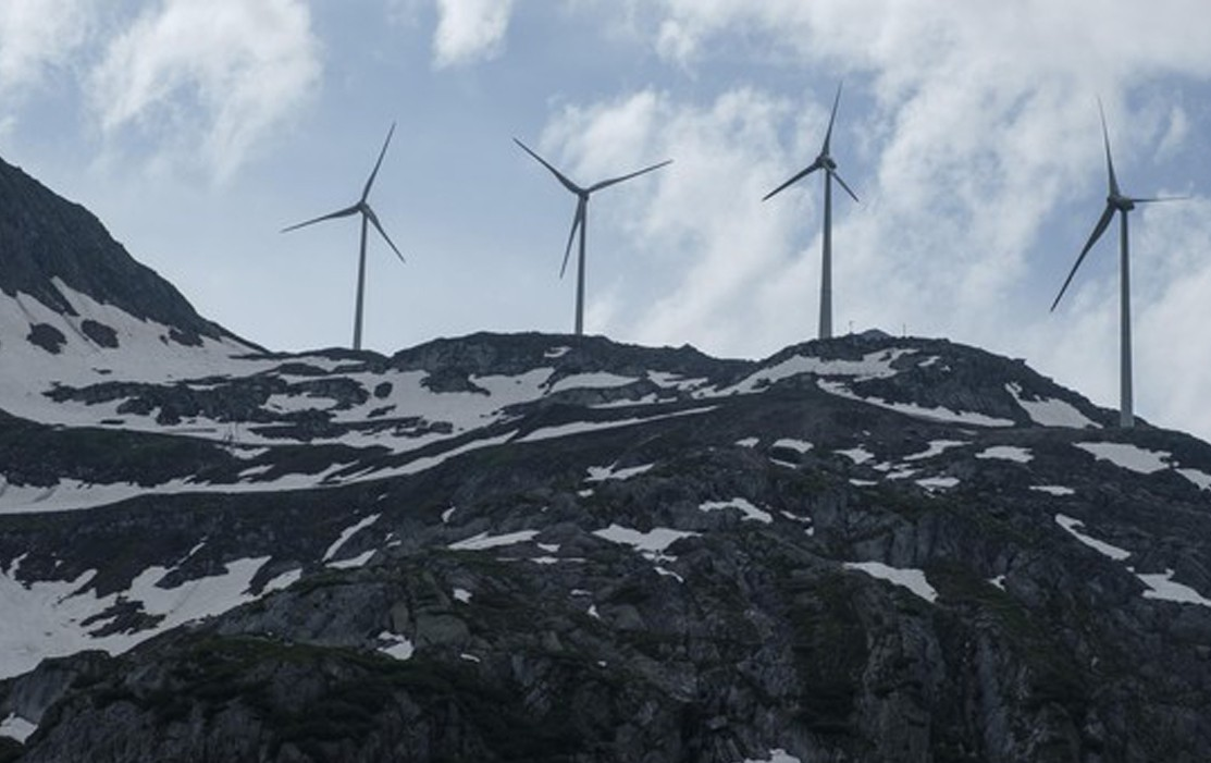 Eoliennes Alpes