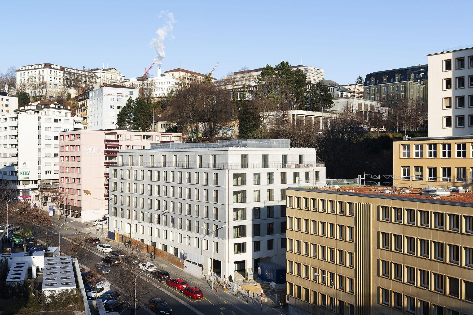 Saint-Martin Lausanne 1