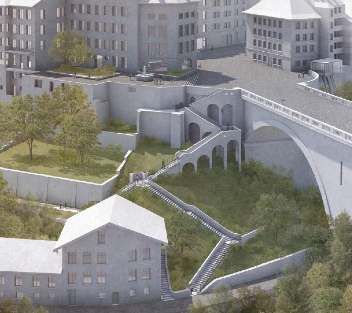 escaliers Zaehringen 2