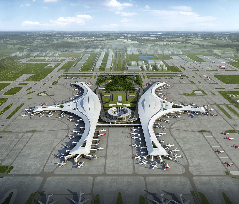Aéroport Chengdu 2