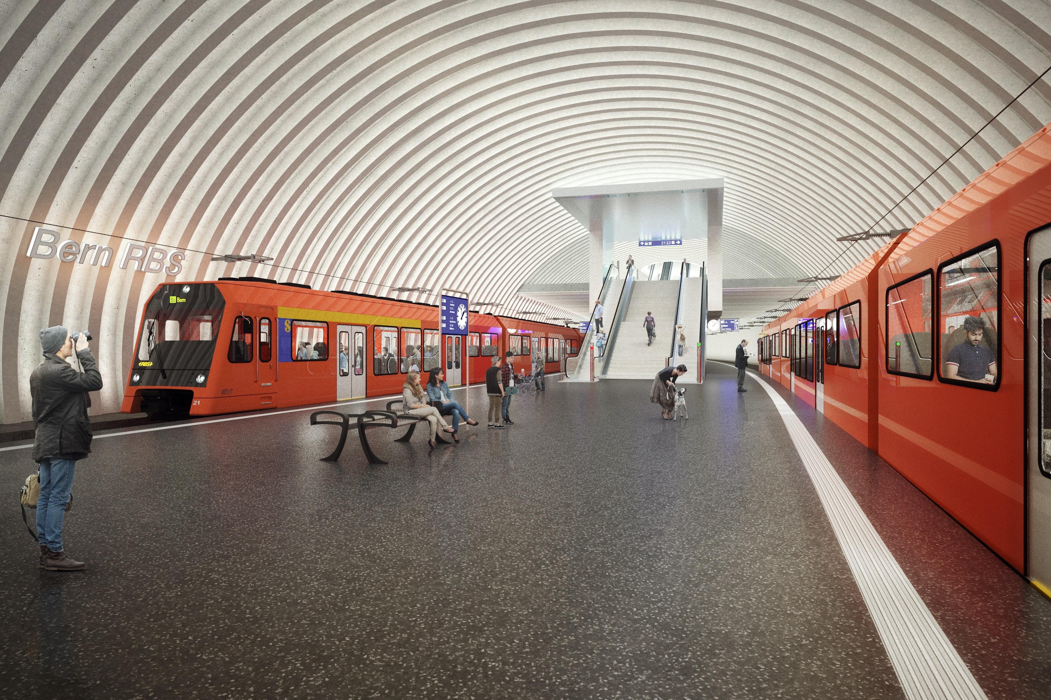 Gare de Berne 1