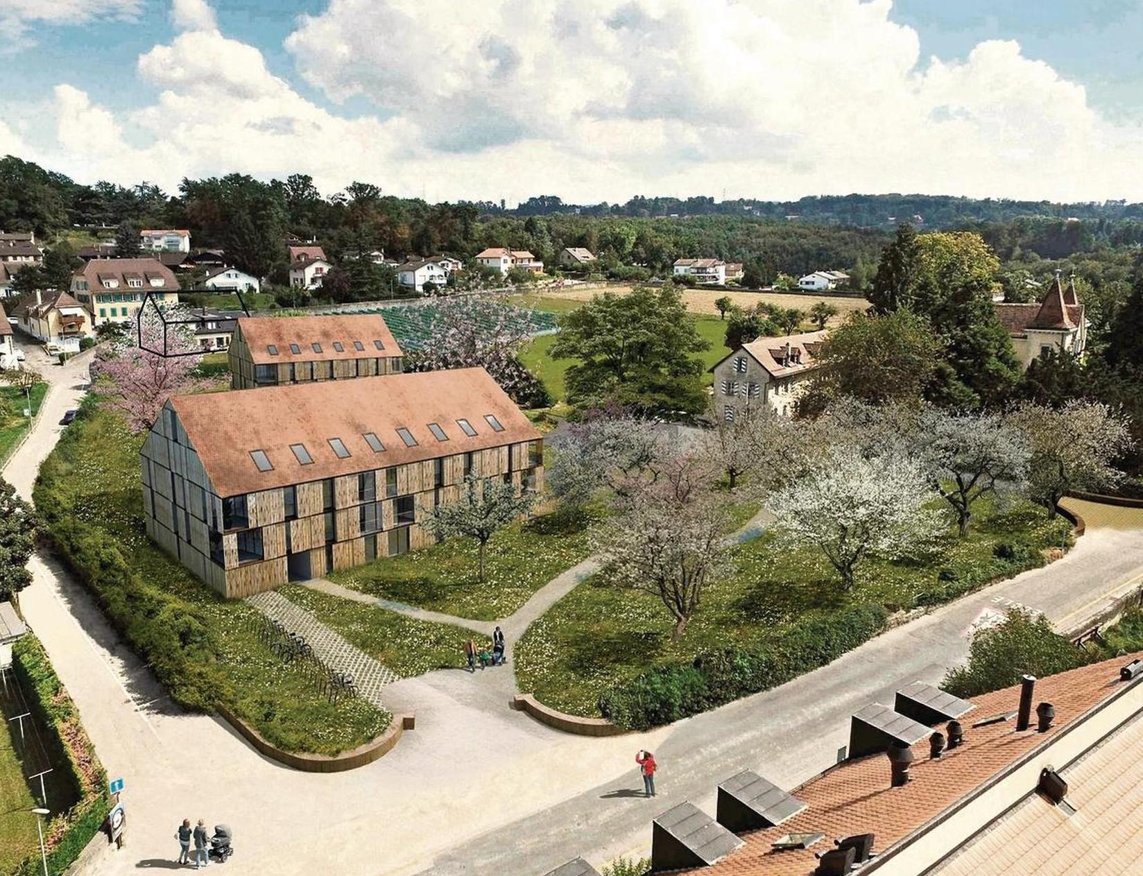Projet immeubles Crissier référendum