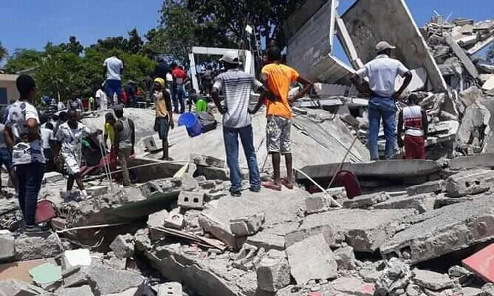 architectes haiti