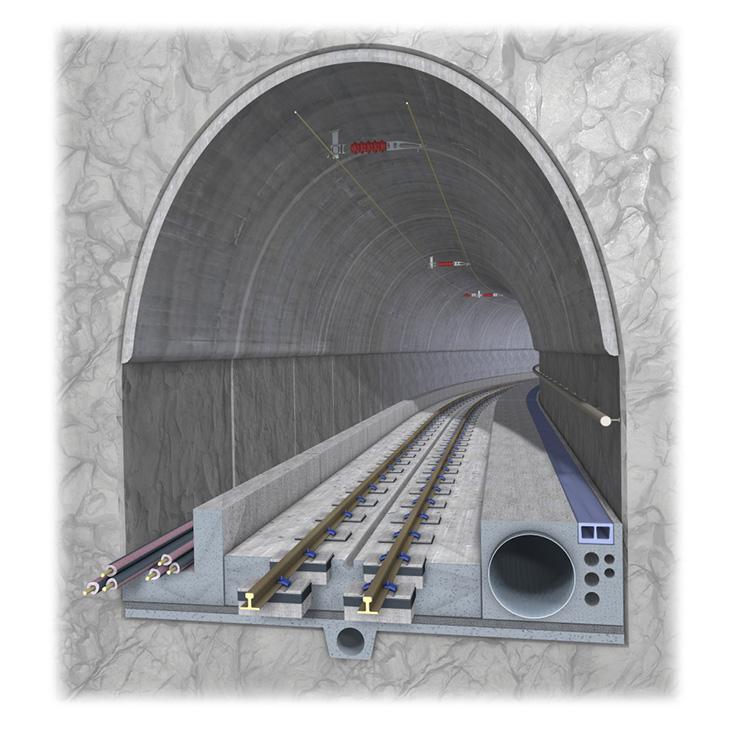 Tunnel Grimsel 1