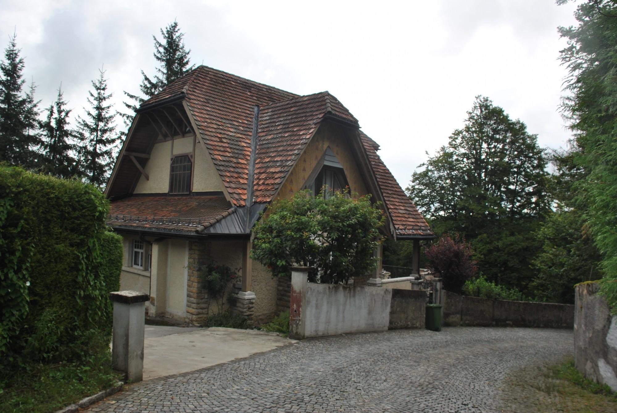 Villa Fallet Chaux-de-Fonds 1