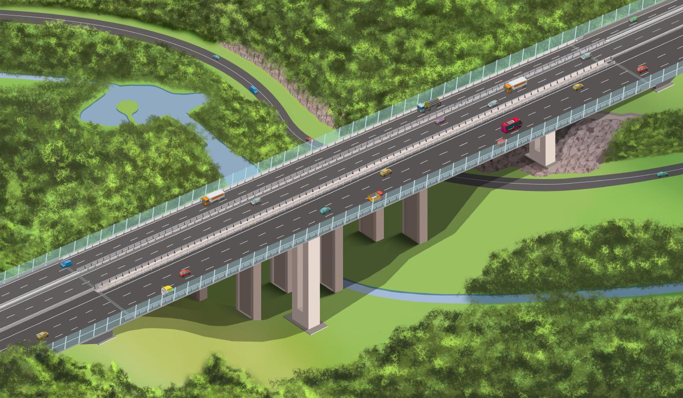 Viaduc A10 France 3