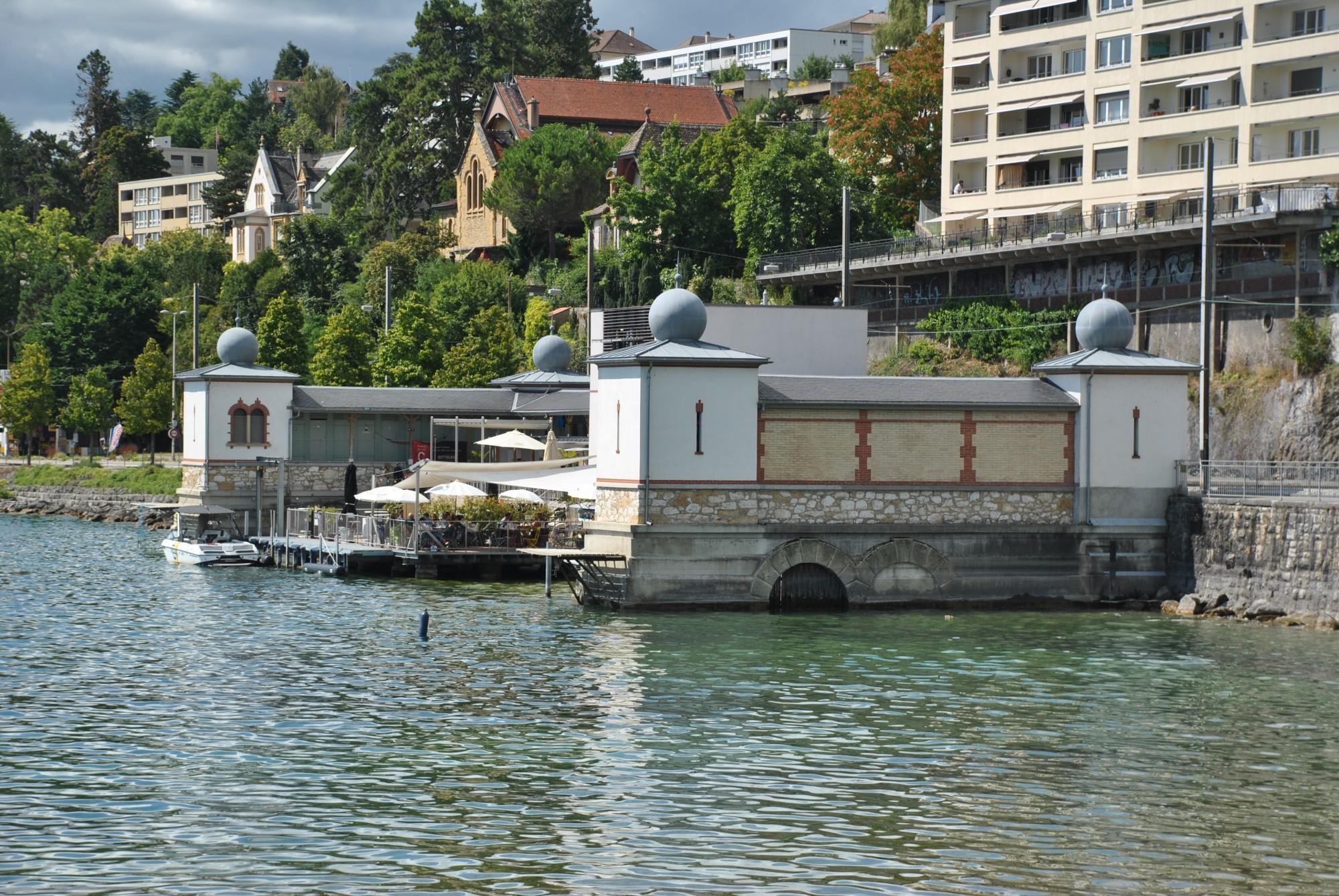Bains des dames Neuchâtel
