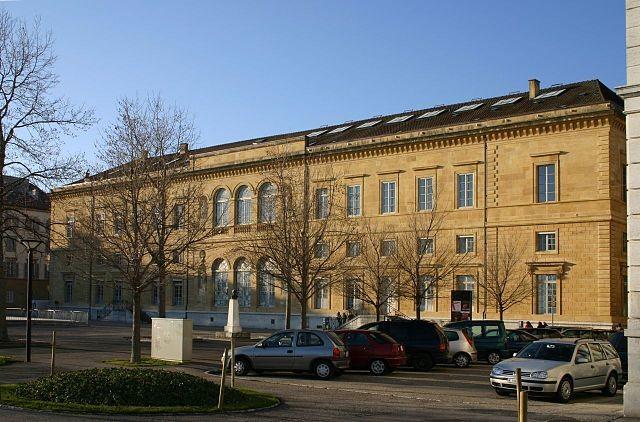 Collège latin Neuchâtel 2