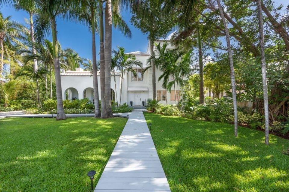 La superbe maison d'Al Capone en Floride va être démolie et remplacée par un construction luxueuse et moderne