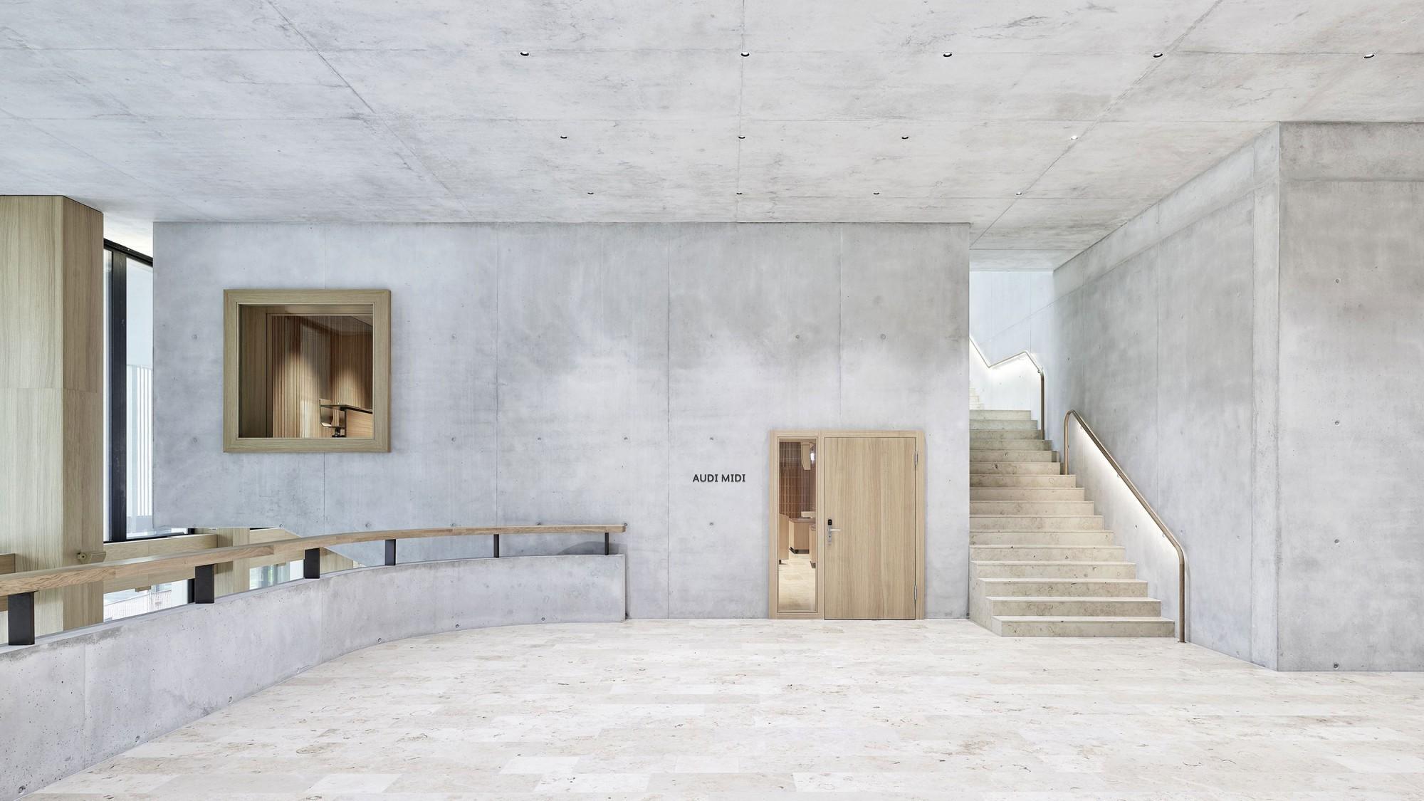 """Le campus Suurstoffi de la Haute école spécialisée de Lucerne a remporté le prix de la conception d'éclairage dans la catégorie """"Éducation""""."""