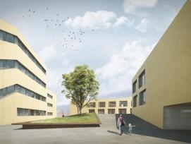 Le projet en images. ©Patrick Minder Architectes VUE 1 sur 9