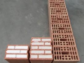 Le niveau d'isolation d'un mur aérobie de 20 cm équivaut à un mur de briques ordinaires de 2m d'épaisseur. Aerobrick©Empa Vue 1 sur 3