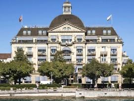 Nouveau concept d'hôtel par Philippe Starck  La Réserve Eden au Lac Zurich: