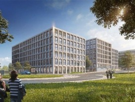Implenia s'impose dans le bâtiment en Allemagne. Opelring