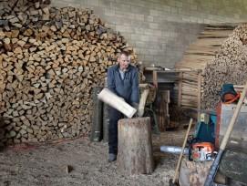 L'utilisation de bois-énergie suisse atteint un maximum en 2019