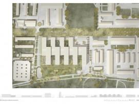 DDPS. Centre administratif armée Berne, Büro B Architekten,
