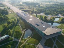 Le Musée d'architecture suisse expose Tsuyoshi Tane et son archéologie du futur: entre autres le Musée national d'Estonie
