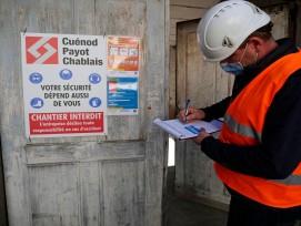 Coronavirus : entreprises et chantiers s'accrochent aux mesures sanitaires