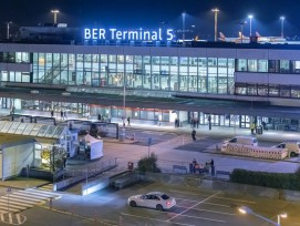 L'aéroport Willy-Brandt de Berlin-Brandebourg enfin inauguré.