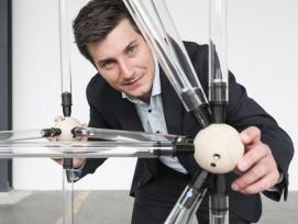 Le chercheur Jan Brüttling a pu concevoir un logiciel pour le réemploi de matériaux de seconde main dans la construction