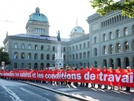 Les syndicats appellent à la défense des acquis salariaux, notamment dans la construction