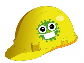 La Société suisse des entrepreneurs recommande de généraliser le port du masque sur les chantiers.