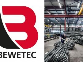 Bewetec est un partenaire fiable pour l'acier d'armature