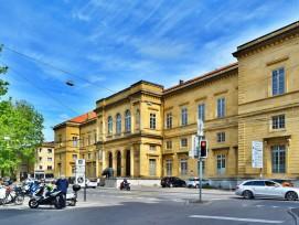 Le Collège latin de Neuchâtel est appelé à devenir une maison du livre.